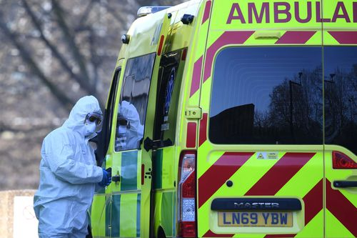 828 more people have died from Covid-19 in England
