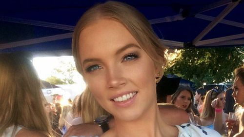 Queenslander Sara Zelenak was also killed in the June attack. (Supplied)