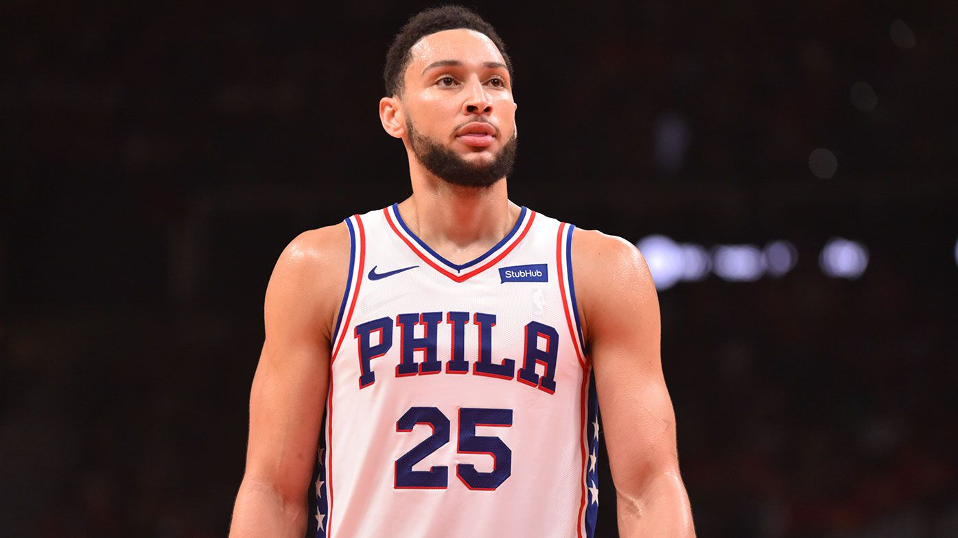 How Simmons found himself in NBA exile