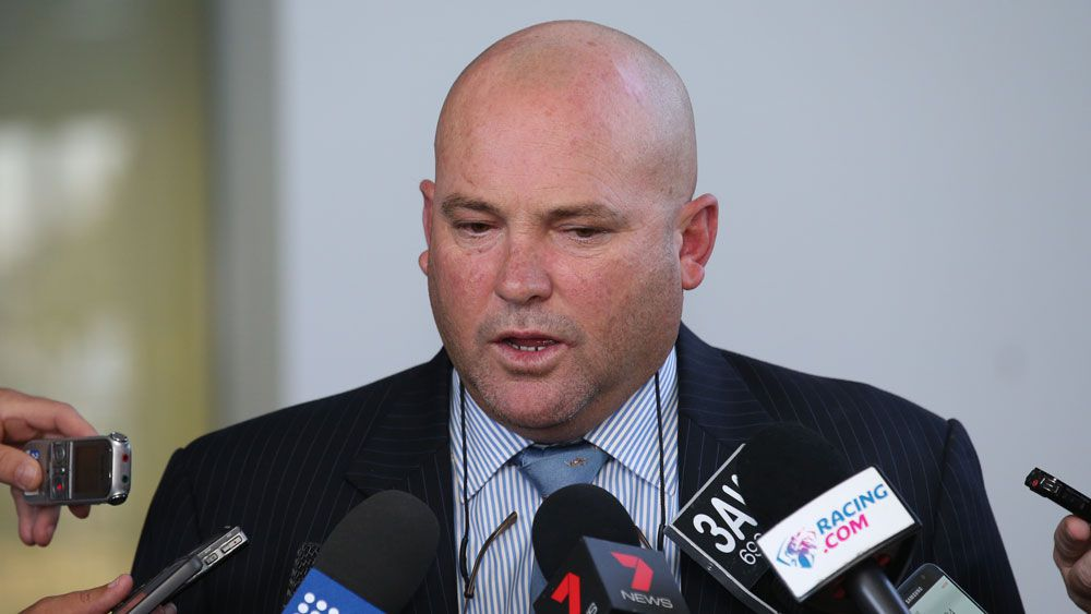 Peter Moody. (AAP-file)