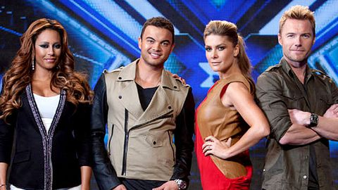 Revealed: The X Factor judges' secret agenda