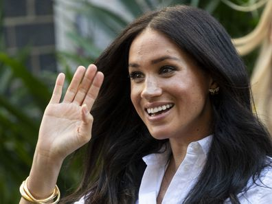 Meghan Markle at the SmartWorks launch.