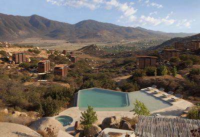 <strong>Hotel Endemico, Ensenada, Mexico</strong>