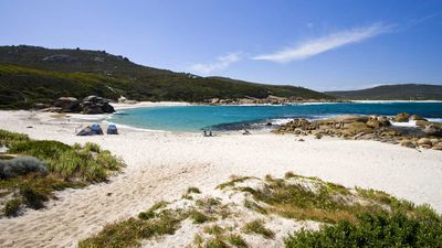 7. Bettys Beach (WA)