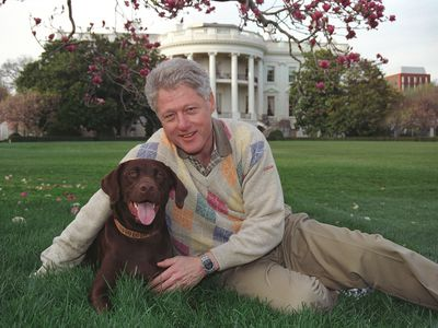 Bill Clinton: Buddy