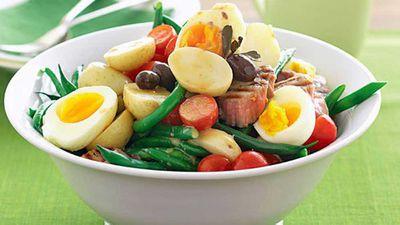 <strong>Salad nicoise</strong>