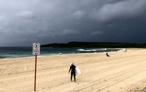 Heavy rain continues in NSW after week of wild weather