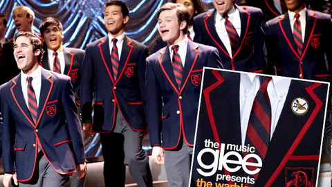 Glee: The Warblers are getting their own album
