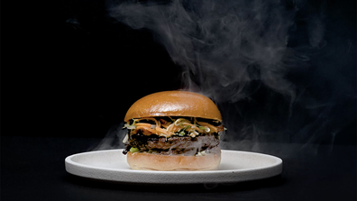 Grill'd Heston Fable Burger