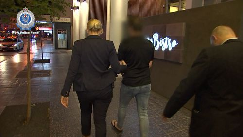 The 49-year-old from Coffs Harbour is due to face court today.