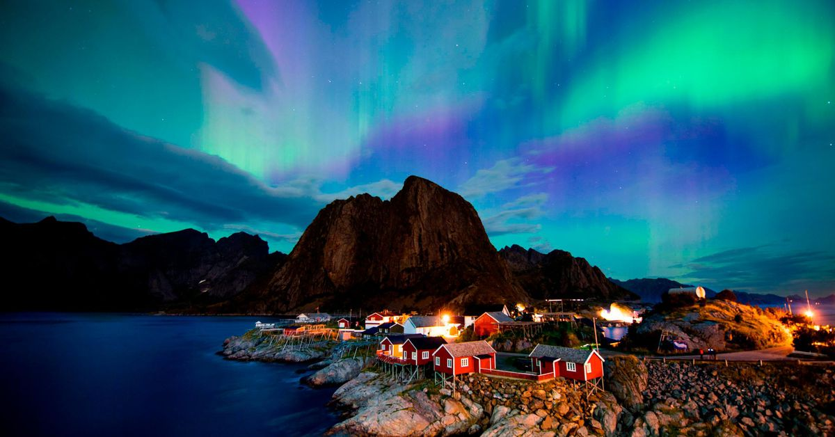 The mysterious origin of the northern lights now proven – 9News