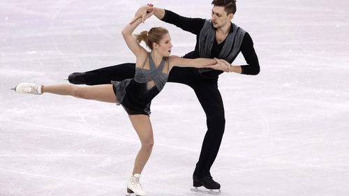 Australian figure skater Katia Alexandrovskaya dies in Russia in second blow to winter sports community in weeks