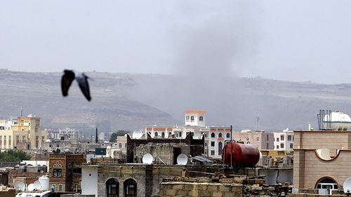 At least 11 killed in Arab coalition air raid on Yemen hospital