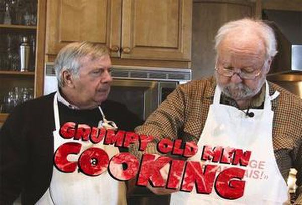 Grumpy Old Men Cooking