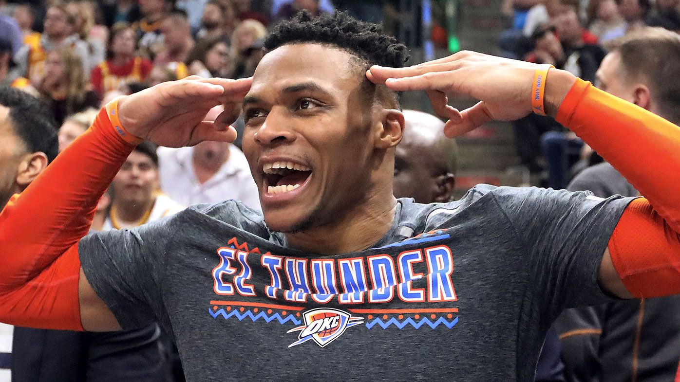 'Insane' bombshell trade sees Russell Westbrook join the Houston Rockets