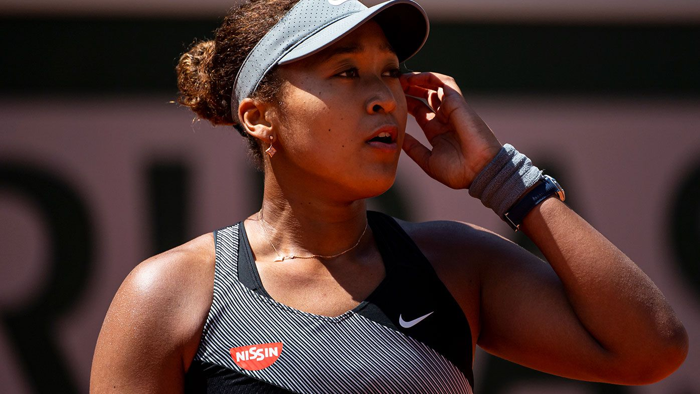 Naomi Osaka has been fined after boycotting her post-match media conference at Roland-Garros.