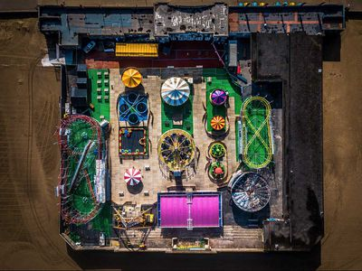 Circuit Board or Funfair
