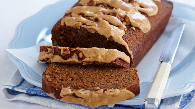 Coffee nut loaf