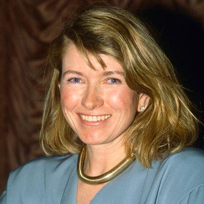Martha Stewart: late 1980s