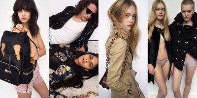 """<p>We got a fleeting look at Burberry's SS16 campaign when the Mario Testino-shot affair appeared on the brand's Snapchat back in October (If you missed the pics, we filed them under 'dream campaigns',&nbsp;<a href=""""http://honey.ninemsn.com.au/2015/10/26/08/21/mario-testino-burberry-snapchat-new-campaign/"""" target=""""_blank"""">here</a>). Now, select images from the campaign have been released, with more fresh faces than you can poke a monogrammed Burberry backpack at, including the son of a <em>James Bond</em> lead, and modelling's most in-demand twins. Get to know who's who with our cheat sheet.</p>"""
