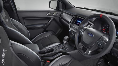 The pick-up will hit showrooms this year. (Ford)