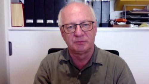 Migraine expert Professor Paul Rolan, from the University of Adelaide.