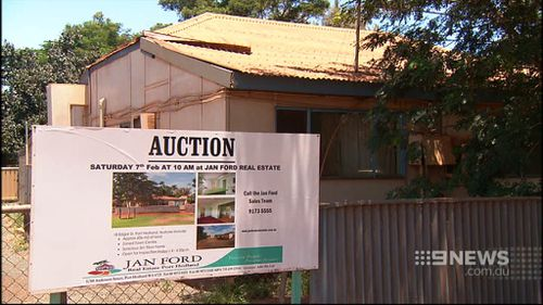 This home's value has plummeted almost a million dollars in just four years, (9NEWS)