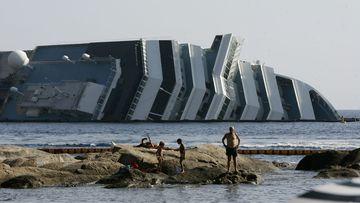 Decade in Review Costa Concordia Italian cruise ship disaster 2012 World News