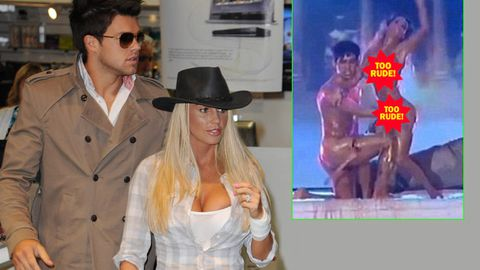 Katie Price signs up for Argentinian <i>Dancing With The Stars</i> — will she dance nude?