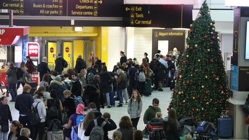 Tens of thousands of passengers were affected in the UK and millions across Europe after the airport was forced to shutdown