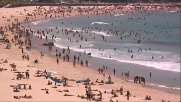 Australia heatwave weather records South Australia New South Wales Victoria