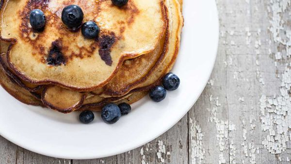 Susie Burrell's weight loss protein pancakes