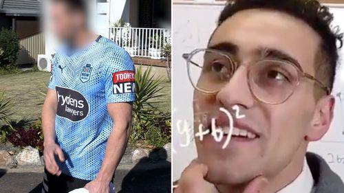Jon-Bernard Kairouz has been fine for attending a Sydney anti-lockdown protest.