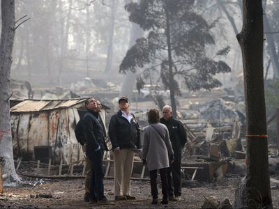 <strong>November: Woolsey Fire, Camp Fire</strong>