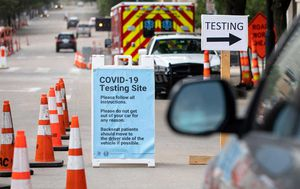 Eighty-five infants under age one tested positive for coronavirus in single Texas county