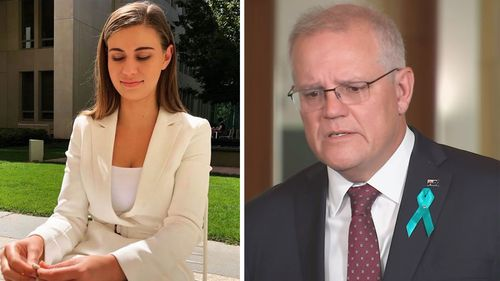 Brittany Higgins has alleged she was raped in Parliament by a colleague and was left with little support, prompting Prime Minister Scott Morrison to order a review of how workplace assault allegations are dealt with.