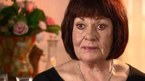 Grandmother Lyn Gundry claimed she discovered her nest egg had vanished.
