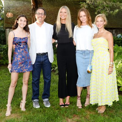 "Jerry Seinfeld was the bachelor that defined the '90s, but off-screen, the comedian showed he&rsquo;s very much a family man, sitting alongside his wife Jessica and 17-year-old daughter Sascha at a Net-a-Porter event over the weekend.<br /> <br /> The petite teenager, who is the 64-year-old&rsquo;s only daughter, didn&rsquo;t have to travel far to attend the bash which was held at the Seinfeld family&rsquo;s luxurious Hamptons estate.<br /> <br /> The glamorous affair which saw the likes of Gwyneth Paltrow, Stella McCartney, Tory Burch and Leslie Mann attend in their finest summer attire, was held in conjunction with the foundation GOOD+, which was created by Jerry&rsquo;s wife of 20 years.<br /> <br /> Clad in a yellow dress from Carolina Herrera, the cookbook author founded the non-profit organisation in 2001 to help provide goods and services to families in need in the greater NYC area.<br /> <br /> &ldquo;The partnership between @goodplusfdnand @netaporter and @mrporterlive is unique and powerful. I feel so grateful for your very generous support of hardworking families in the U.S,&rdquo; Mrs Seinfeld shared <a href=""https://www.instagram.com/jessseinfeld/?hl=encm"" target=""_blank"" title=""with her 373Instagram followers."">with her 373,000 Instagram followers.</a><br /> <br /> ""We loved having many old friends -and new- over to celebrate with us at our house last night.""<br /> <br /> Click through to see more of the Seinfeld&rsquo;s and the style highlights from the 2018 Net-a-porter x GOOD + Foundation summer dinner."