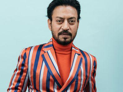 Actor Irrfan Khan.