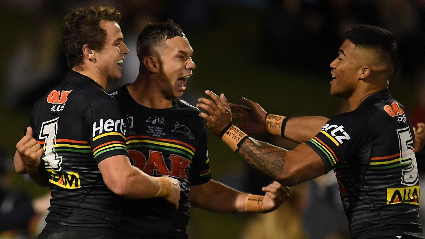 Vintage James Maloney leads Panthers despite furious late Manly comeback