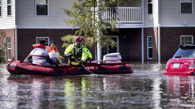 Hurricane Florence is the 'nightmare that won't end'