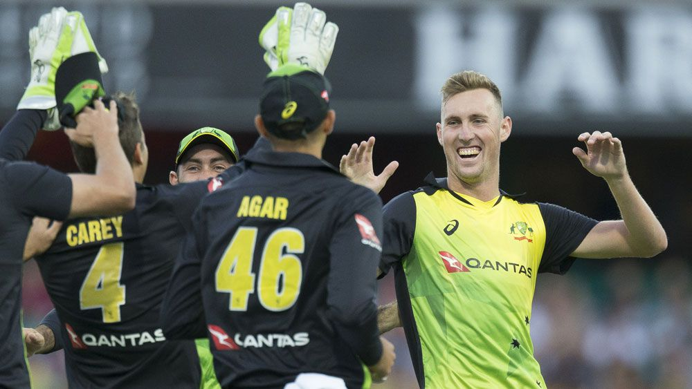 Australia's Billy Stanlake warns he'll only get quicker after dismantling New Zealand in T20