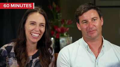 At home with Jacinda Ardern and the 'first bloke'