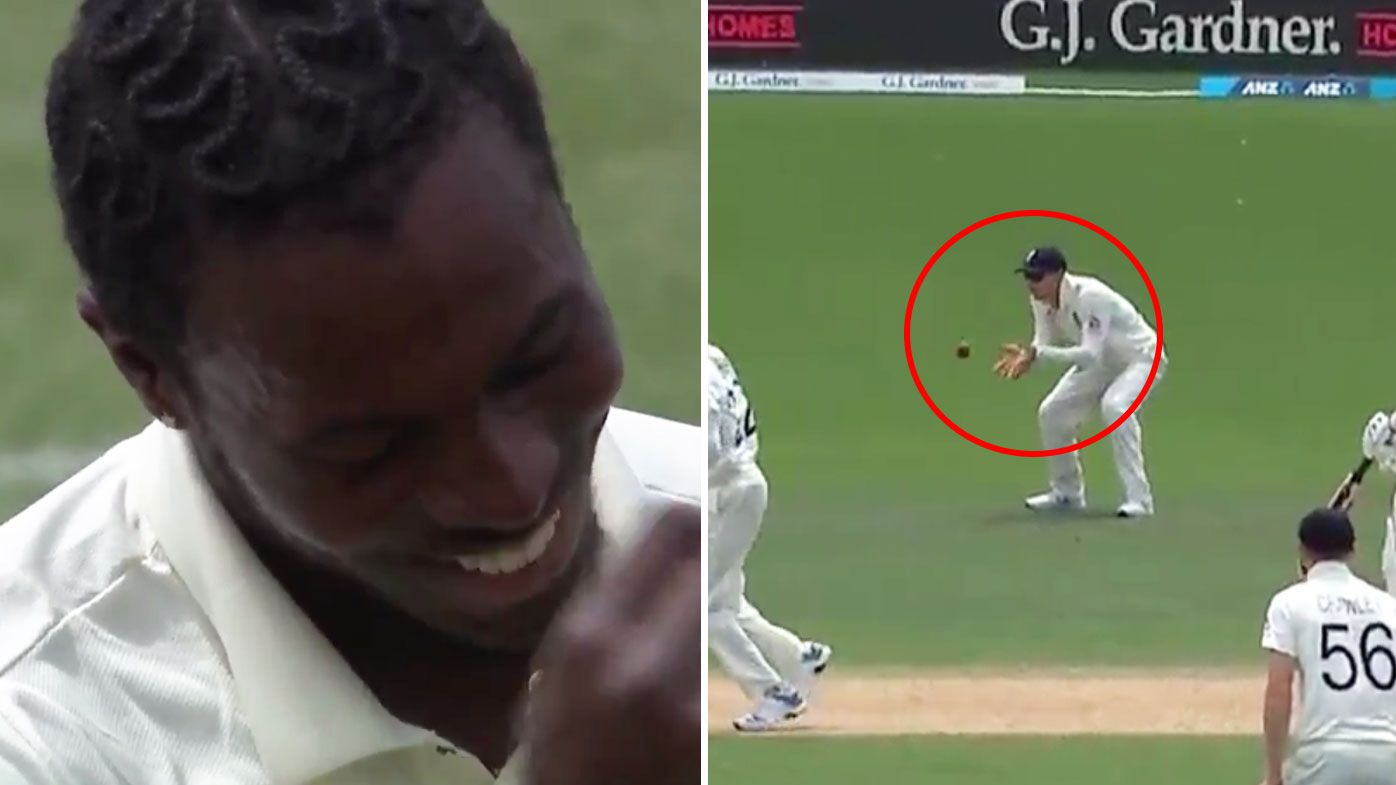 'The worst drop I have ever seen': England's Joe Denly puts up late contender for howler of the year