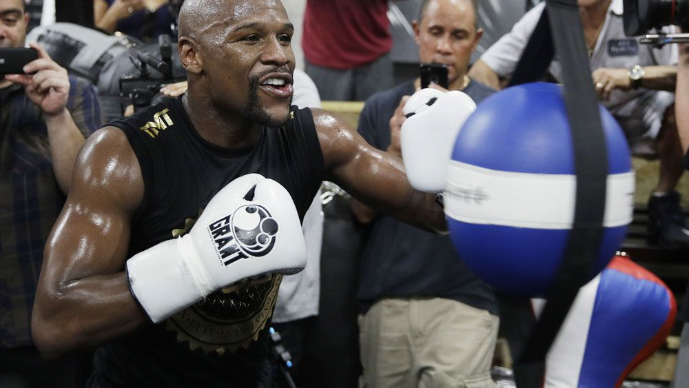 Floyd Mayweather expected to dominate Conor McGregor with ring mastery