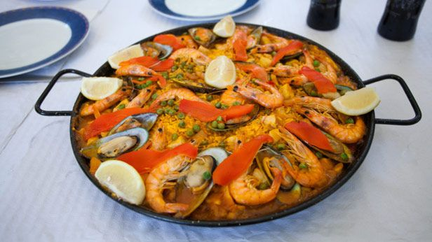 How to cook paella