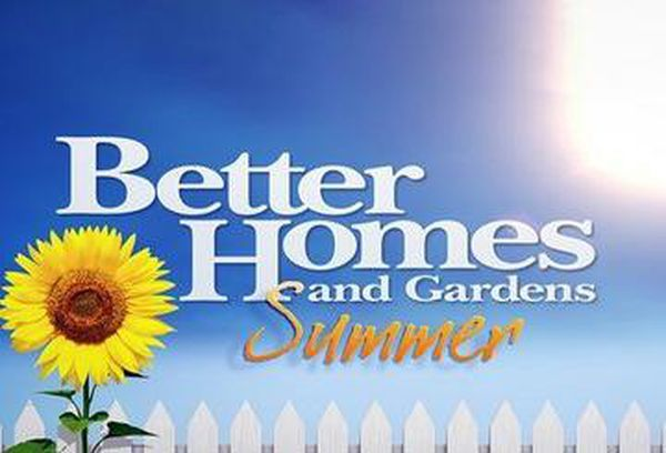 Better Homes and Gardens Summer