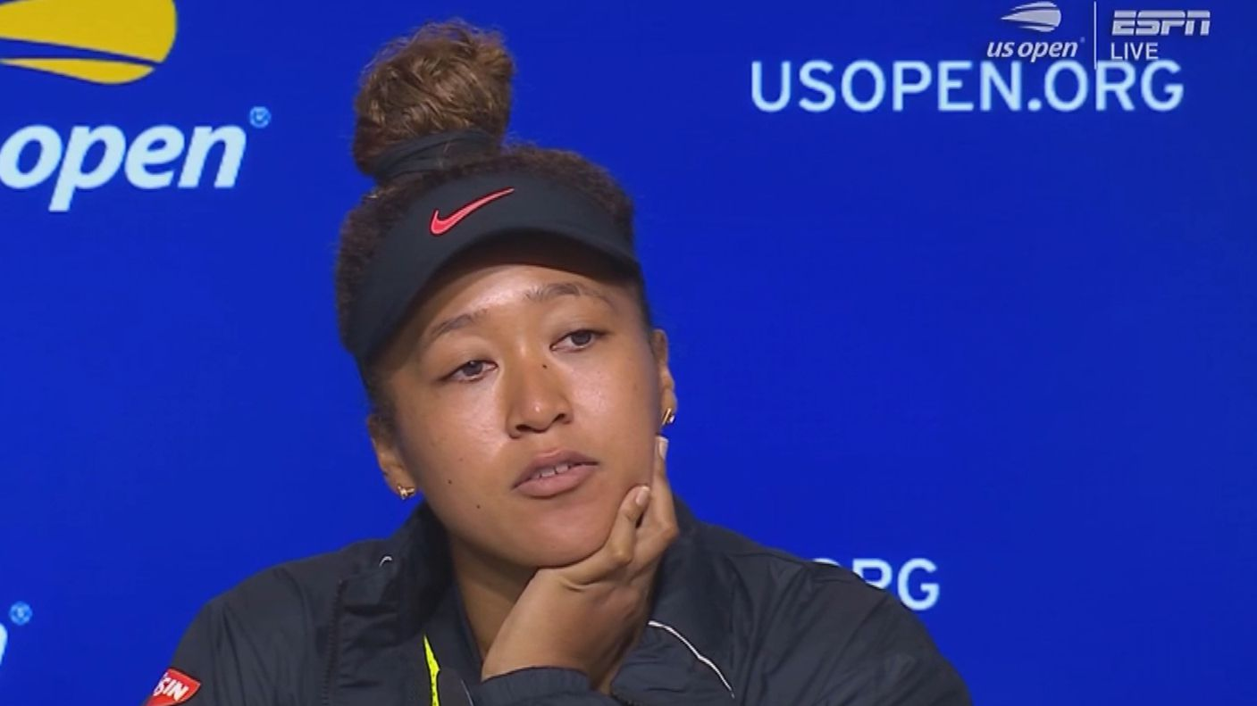 Naomi Osaka considers taking break from tennis after US Open loss