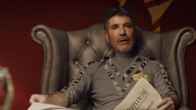 Simon Cowell is the newest member of 'The Wiggles'...kind of.