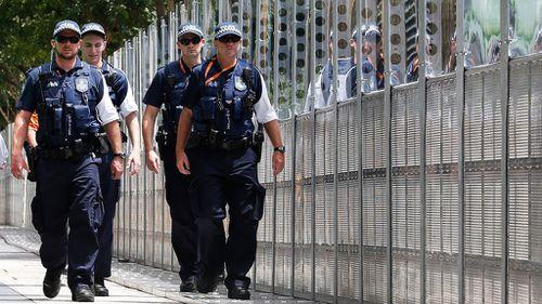 Brisbane's G20 summit 'biggest peacetime police operation in Australia's history'